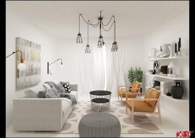 Služby - Obývací pokoj