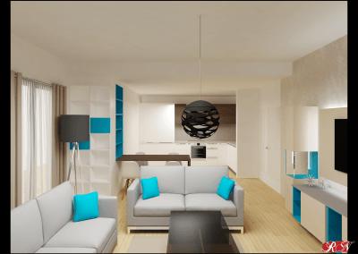 Luhačovice Obývací místnost -min