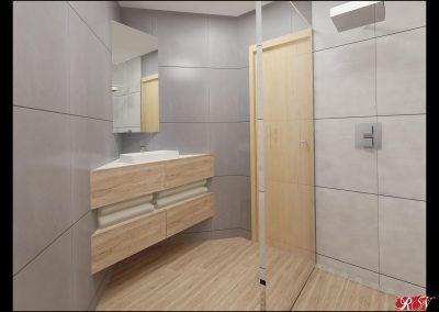 Praha vila pro hosty koupelna 1-min