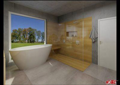 Vila Liberec koupelna 2-min