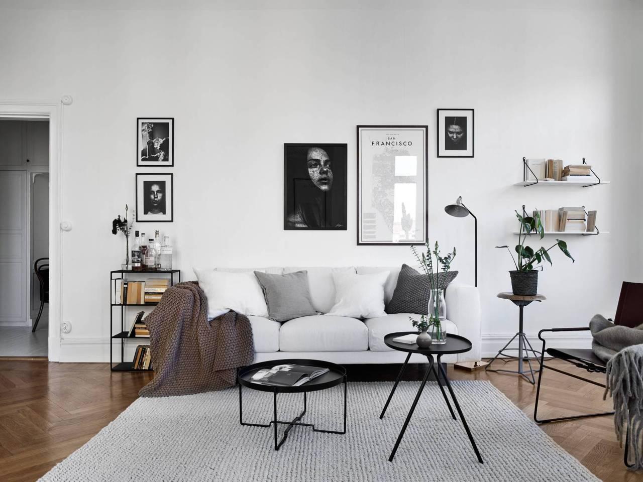 Interiér a skandinávský styl