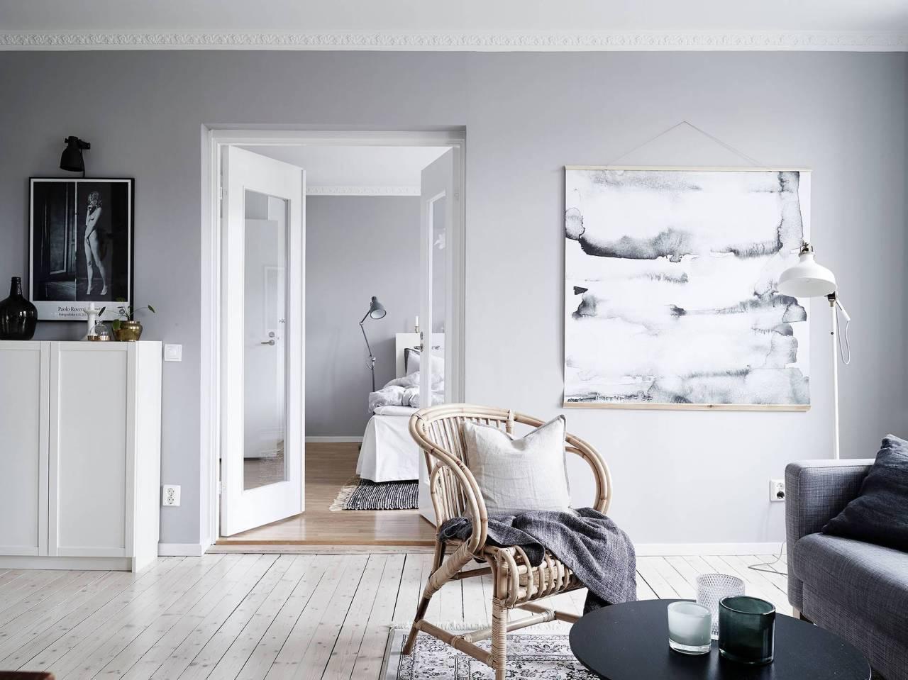 Skandinávský styl a bydlení s ním