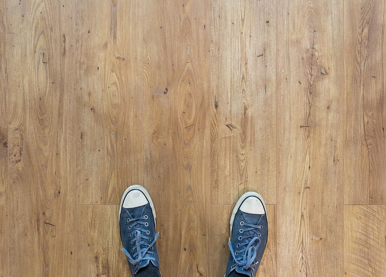 Dřevěná podlaha je správná volba