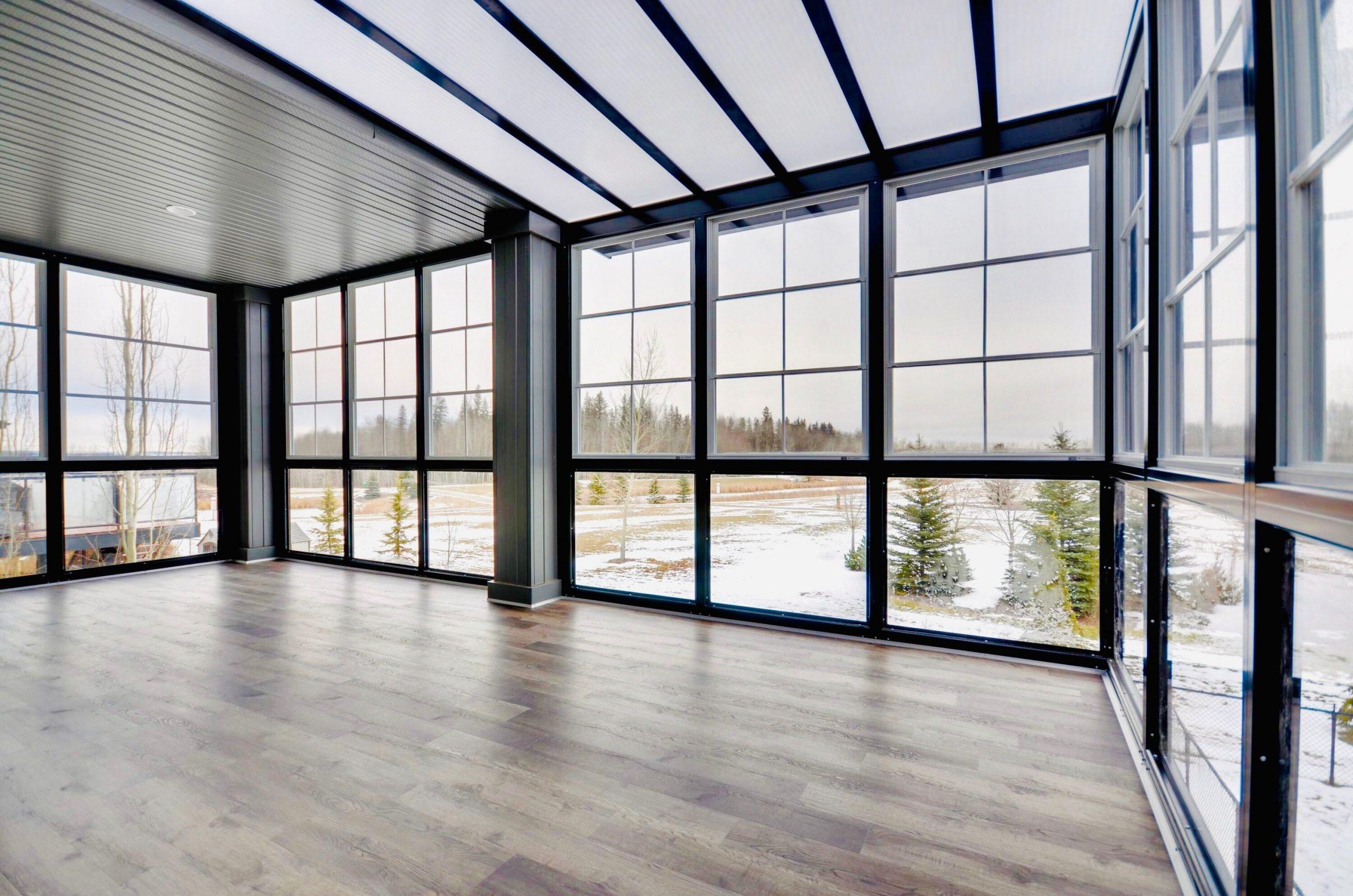 Dřevěná Podlaha do velkých prostor
